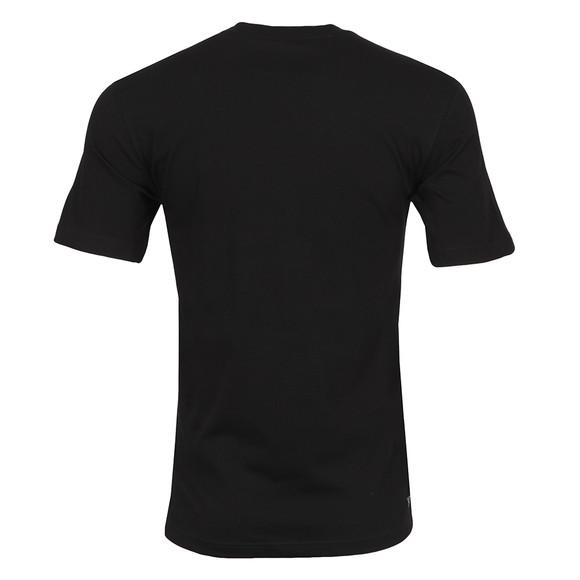Lacoste Sport Mens Black TH7618 Plain T-Shirt main image