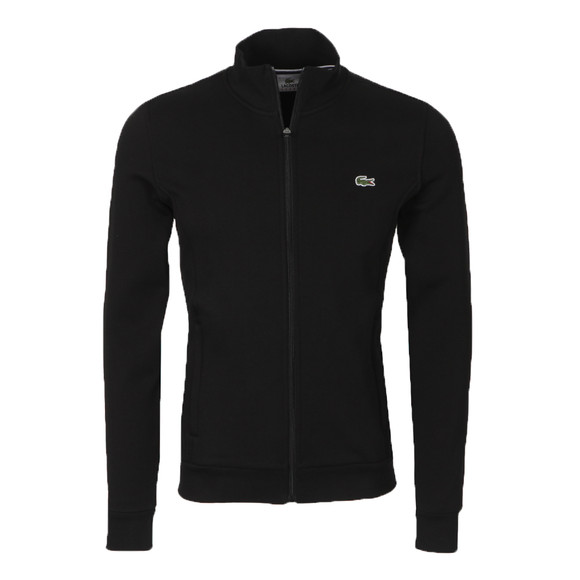 Lacoste Sport Mens Black SH7616 Full Zip  Sweatshirt main image
