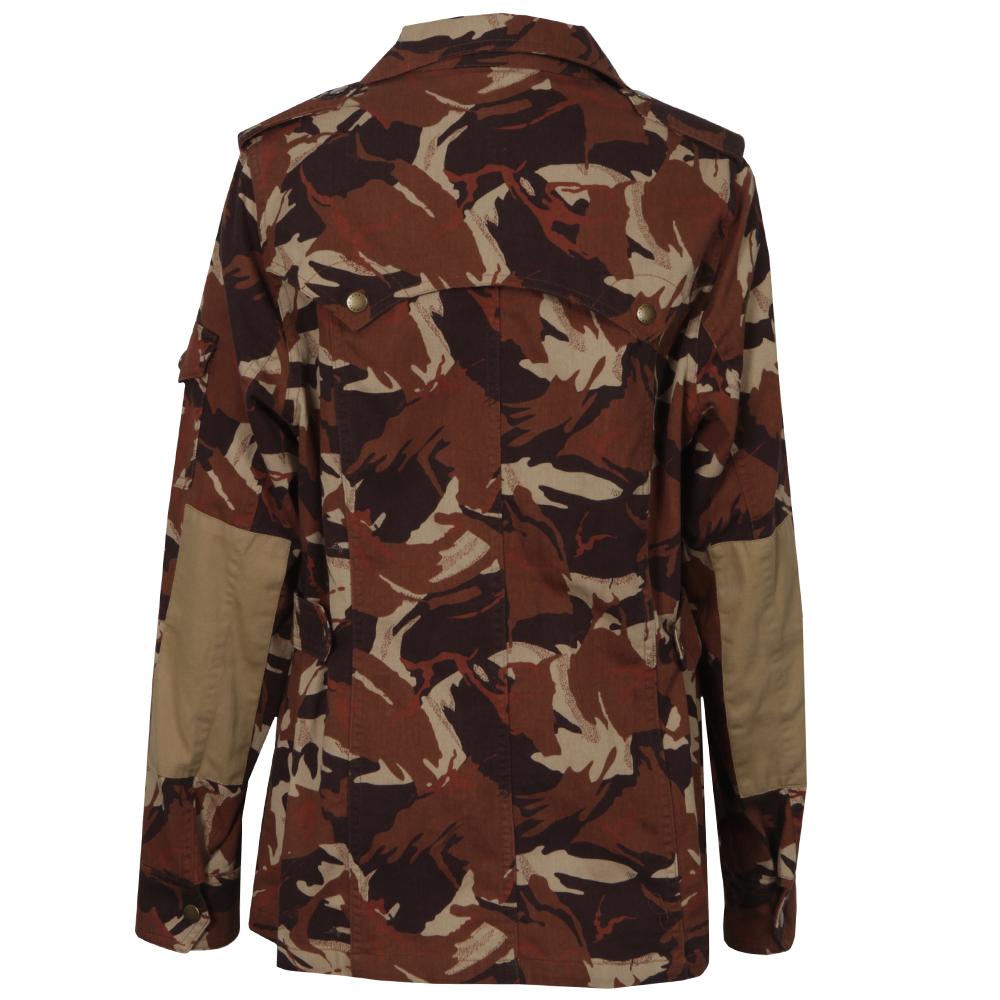 Mercia Camo Casual Jacket main image