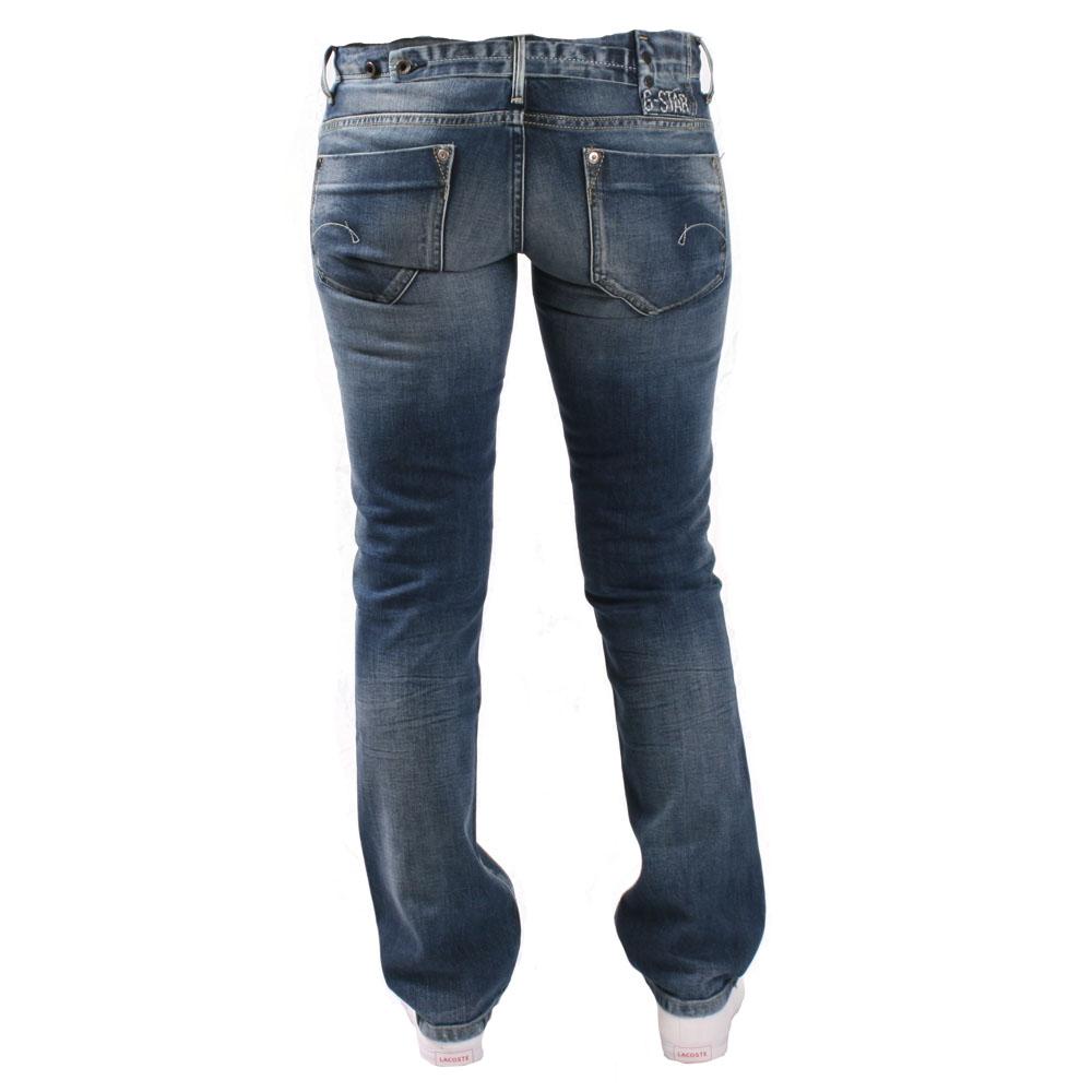 star womens vintage worn in g star midge straight jeans. Black Bedroom Furniture Sets. Home Design Ideas