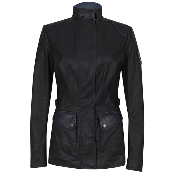 Matchless Womens Blue Sheffield Jacket main image
