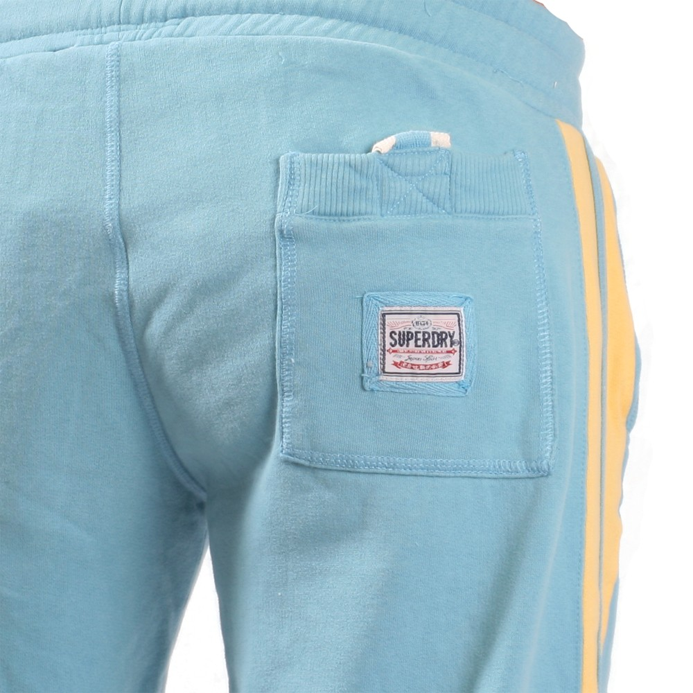 Perfect Superdry Womens Blue Superdry Applique Hockeyjogger