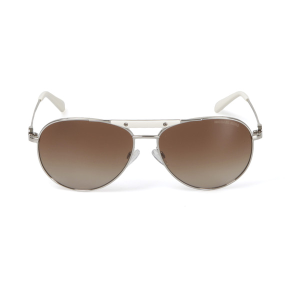 Michael Kors Womens White MK5001 Zanzibar Sunglasses main image