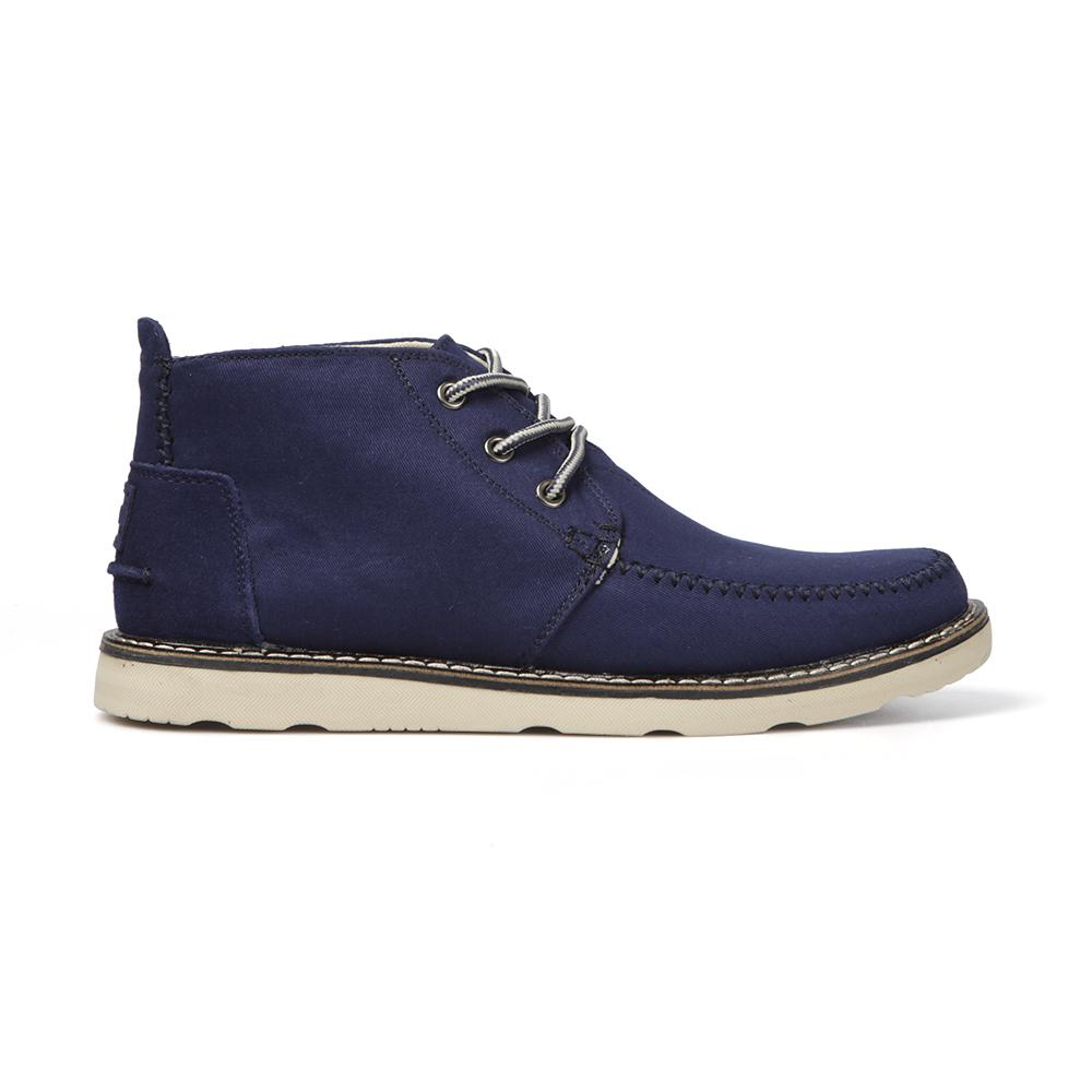 Cotton Twill Chukka Boot main image