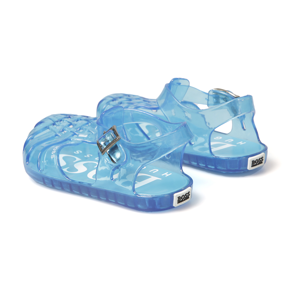 Large Size Jelly Shoes