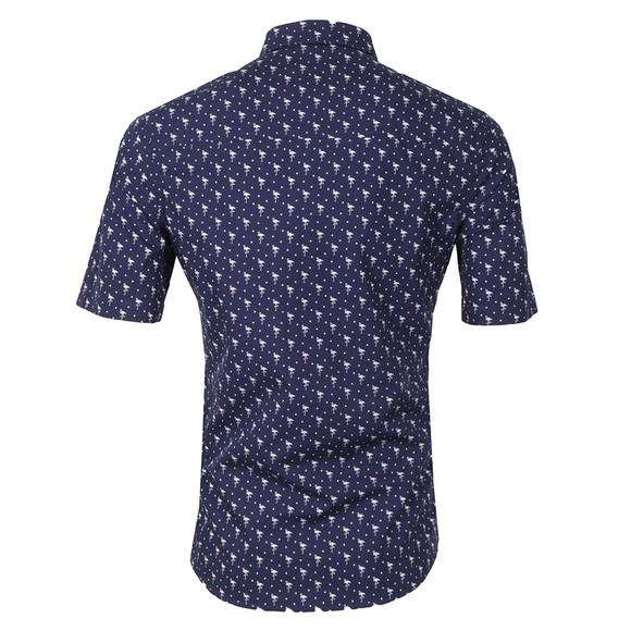Religion Mens Blue Mingo Shirt main image