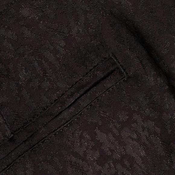 Maison Scotch Womens Black Drapey Tailored Pant main image