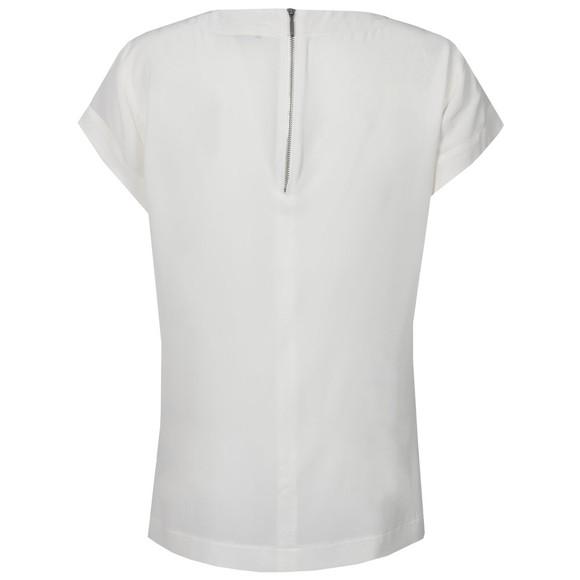 Barbour International Womens White Shadow Shirt main image