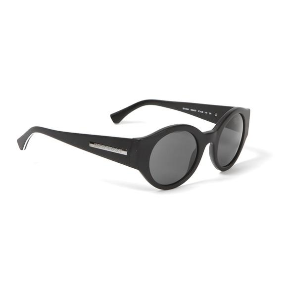 Emporio Armani Mens Black EA4044 Sunglasses main image