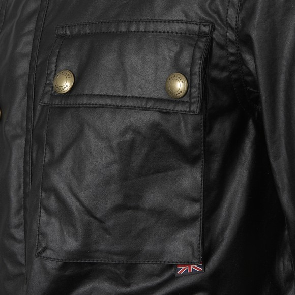 Belstaff Mens Black Roadmaster Jacket main image