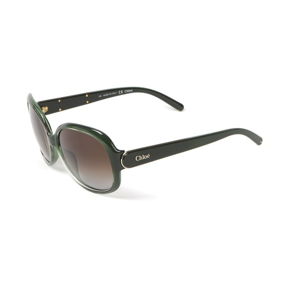 Chloé Womens Green 19667 Sunglasses main image
