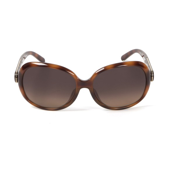 Chloé Womens Brown 19667 Sunglasses main image