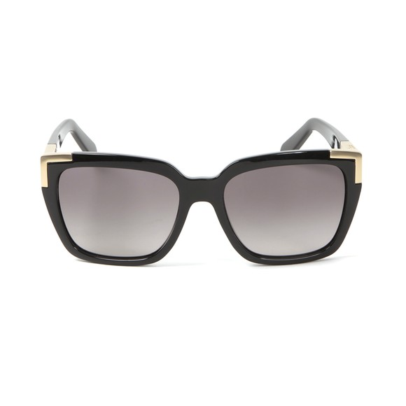 Chloé Womens Black 21574 Sunglasses main image