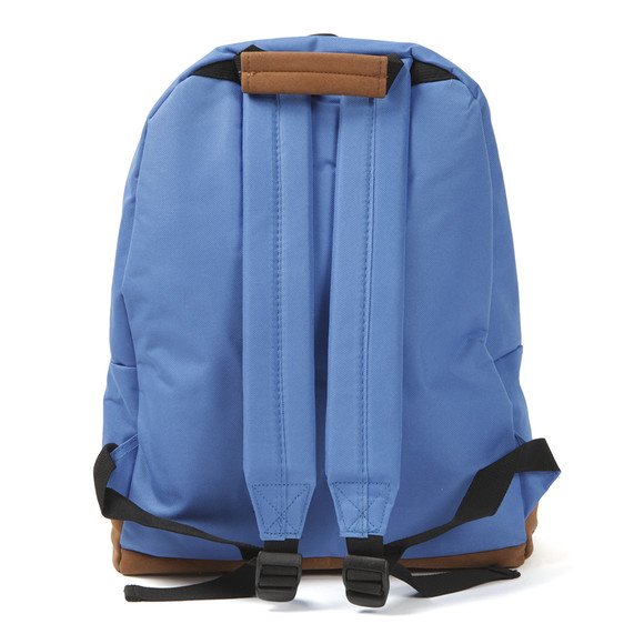 Mi Pac Unisex Blue Nordic Pocket Print Backpack main image