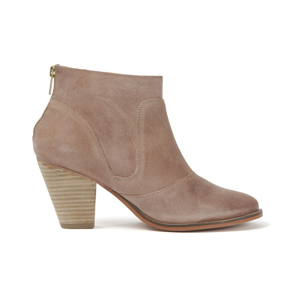 J Shoes Womens Beige Belgrave Ankle Boot main image