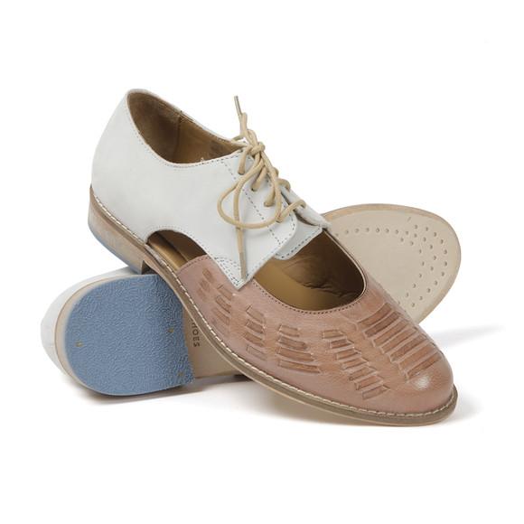 J Shoes Womens Off-white Harrow Shoe main image