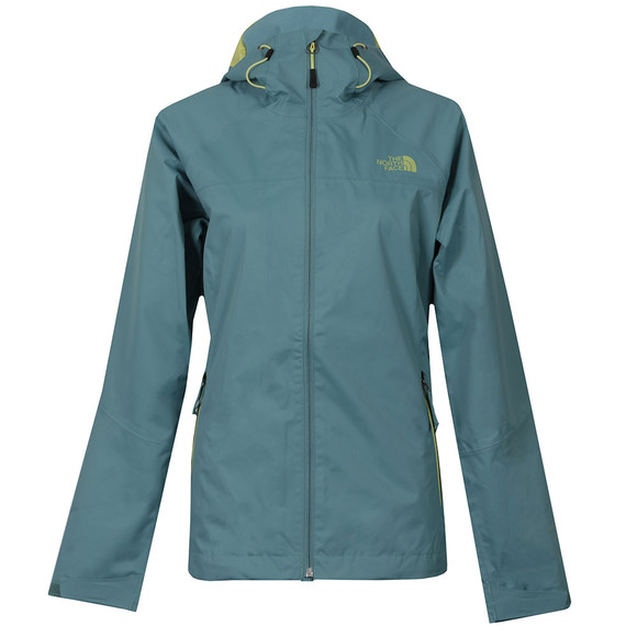 The North Face Womens Green Sequence Jacket main image