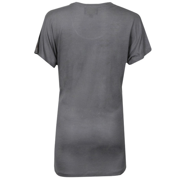 Barbour International Womens Grey Wing T Shirt main image