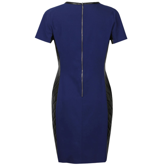 Barbour International Womens Blue April Dress main image