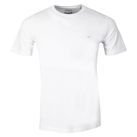 Diesel Mens White Zosimos T Shirt main image