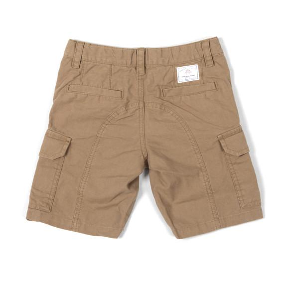 Gant Boys Beige C.W. Cargo Shorts main image