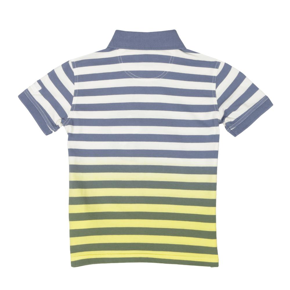 Ace Striped Polo Shirt main image