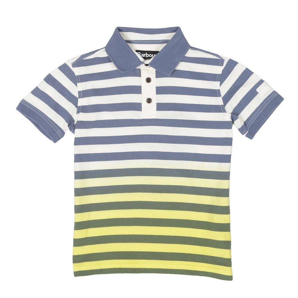 Ace Striped Polo Shirt