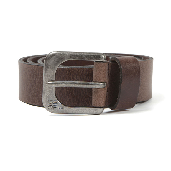 G-Star Mens Brown Zed Belt main image