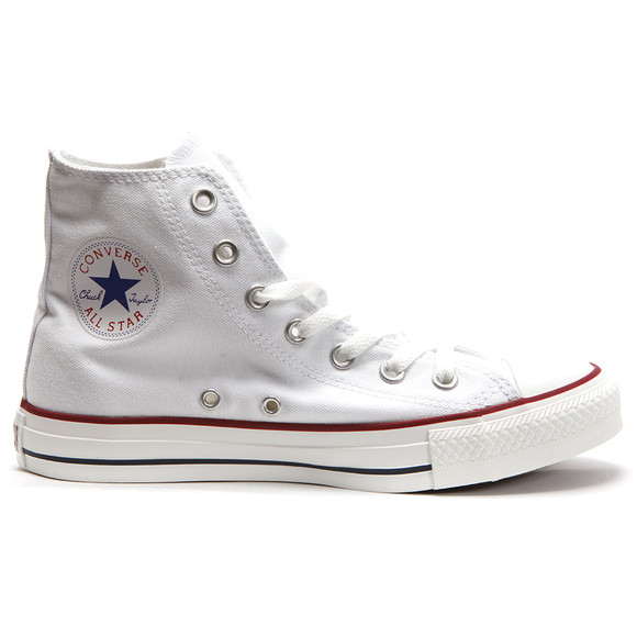 Converse Mens White All Star Hi Trainers main image