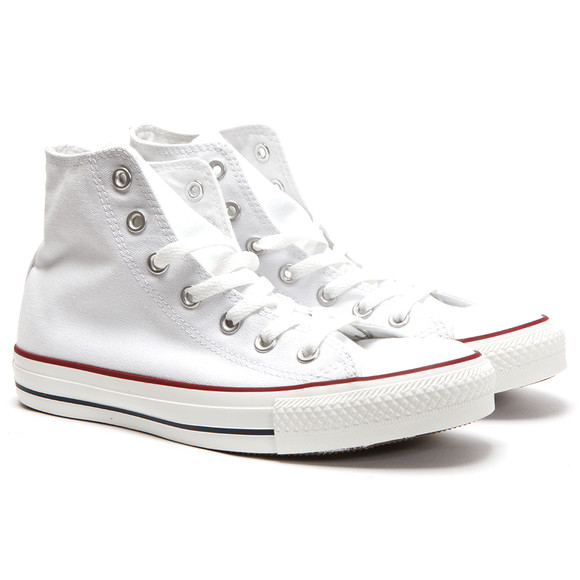 Converse Womens White All Star Hi Trainers main image