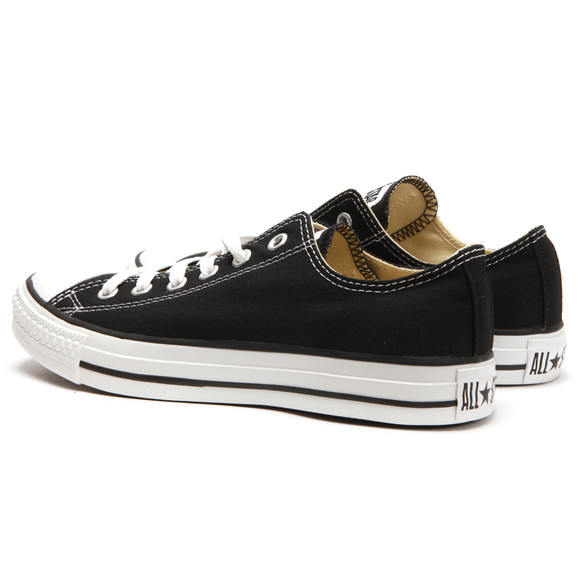 Converse Womens Black All Star OX main image