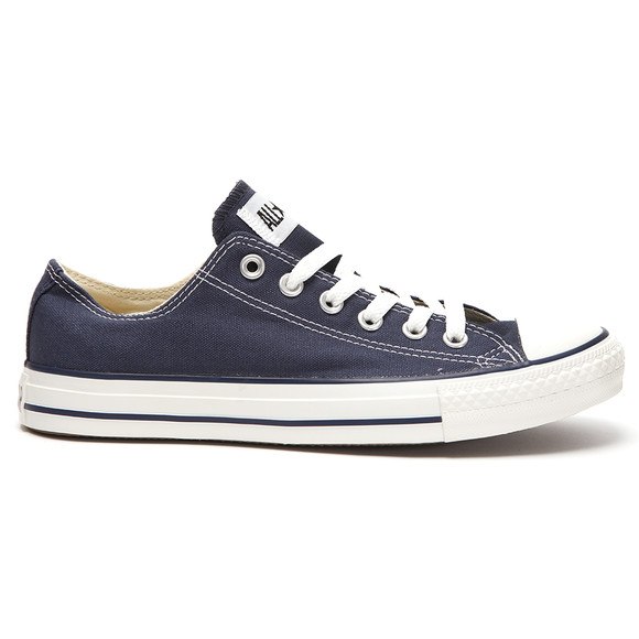 Converse Womens Blue All Star OX main image