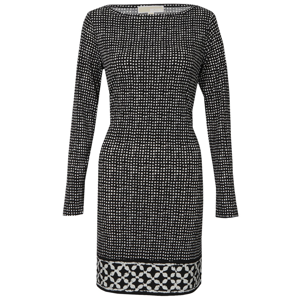 Nezla Long Sleeve Dress main image
