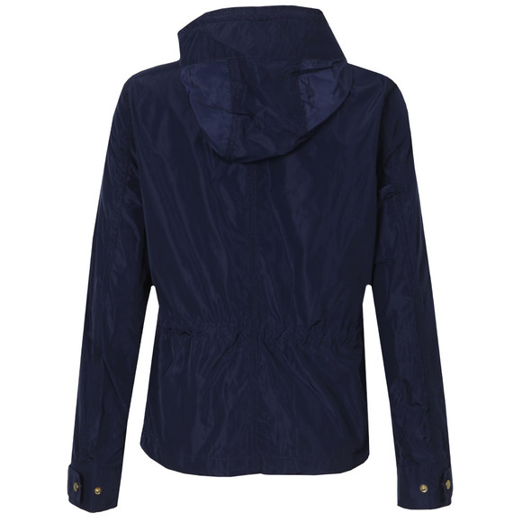 Michael Kors Womens Blue Mini Anorak main image