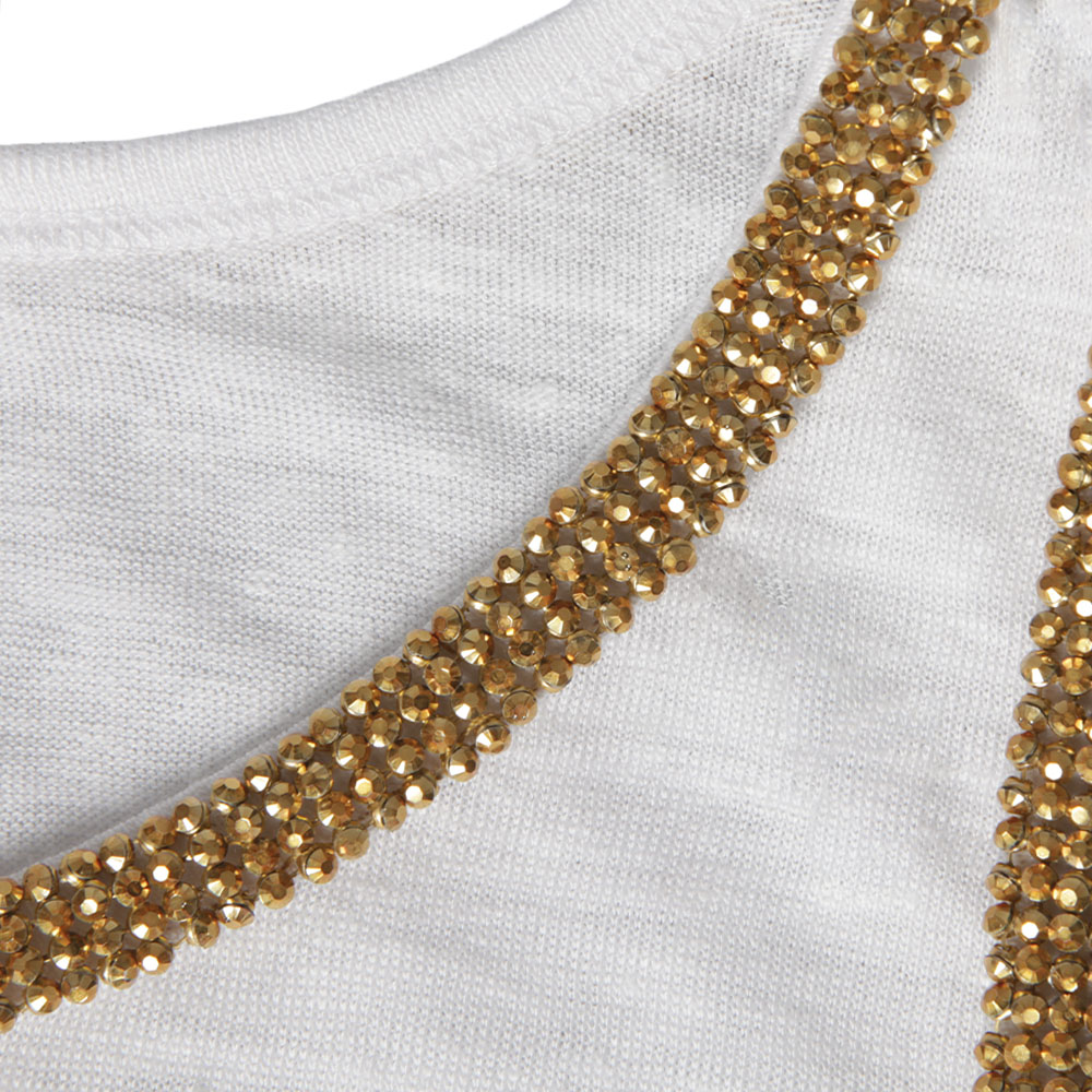 Scoop Neck Studded Tank main image