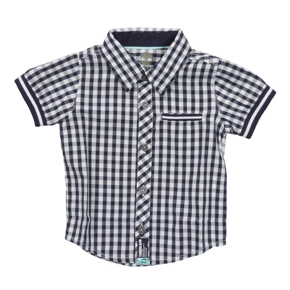 T05E81 Check Shirt main image