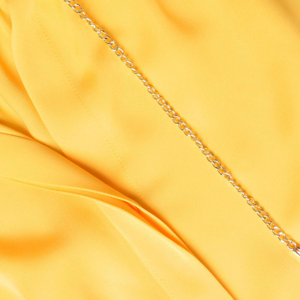 Chain Neck Blouse main image