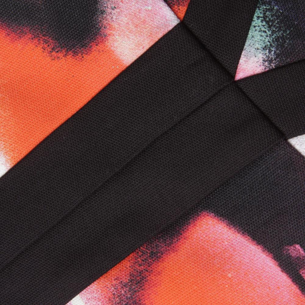 Miami Graffiti Strappy Dress main image