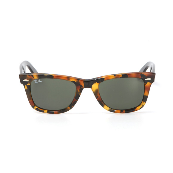 Ray Ban Unisex Brown ORB2140 Sunglasses main image