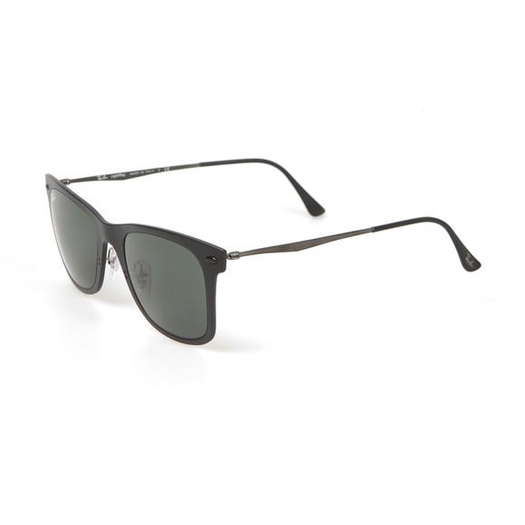 Ray Ban Mens Black ORB4210 Sunglasses main image