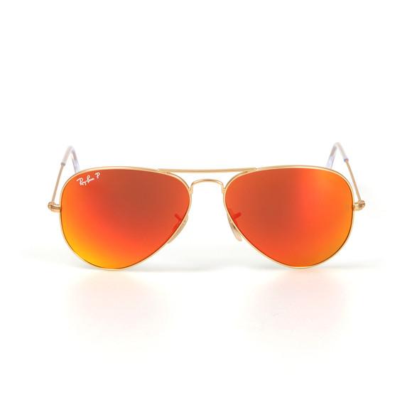 Ray Ban Mens Gold ORB3025 Sunglasses main image