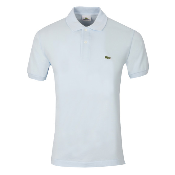 Lacoste Mens Blue L1212 Ruisseau Polo Shirt main image