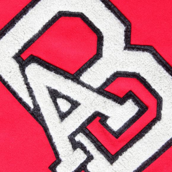 Maison Scotch Womens Red Print AB Logo Sweat main image