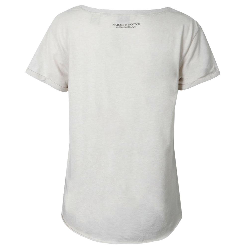 Black & White Print T Shirt main image