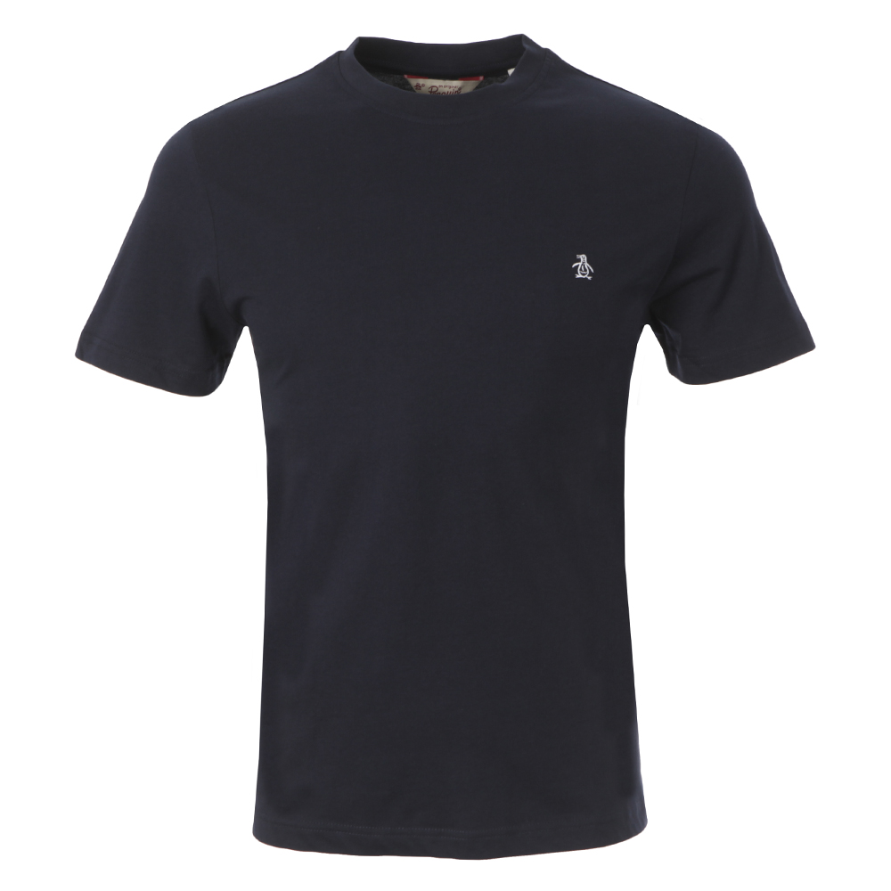 Pin Point Embroidered Logo T-Shirt main image