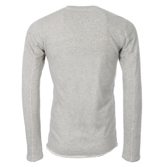 Edwin Mens Grey Terry Crew Sweatshirt main image