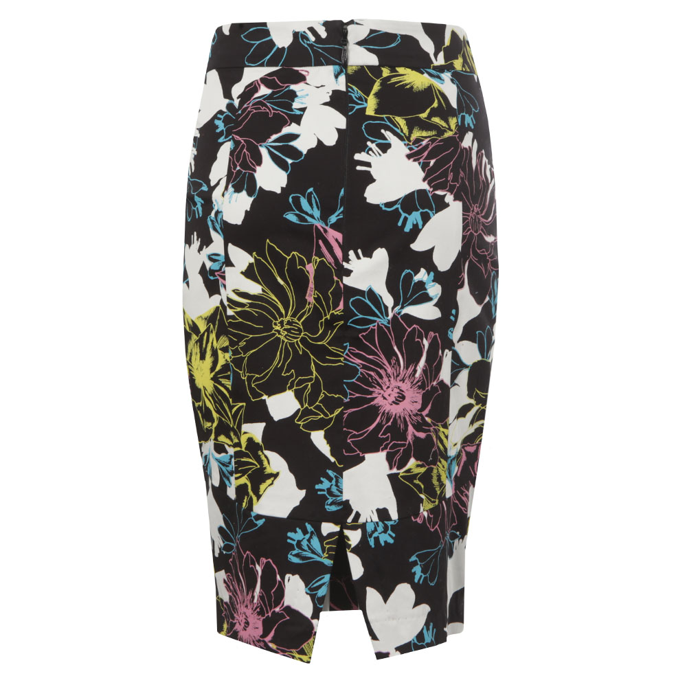 Botanical Trip Pencil Skirt main image