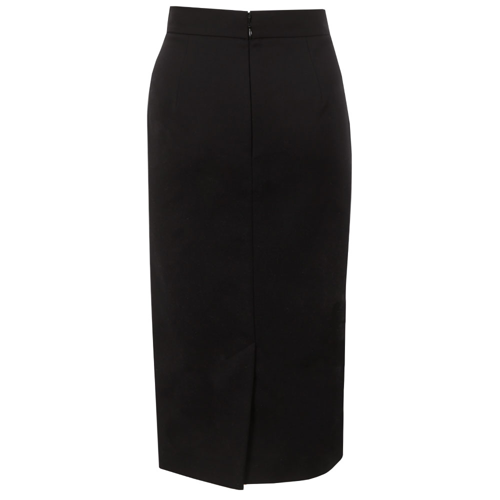 Glass Stretch Pencil Skirt main image