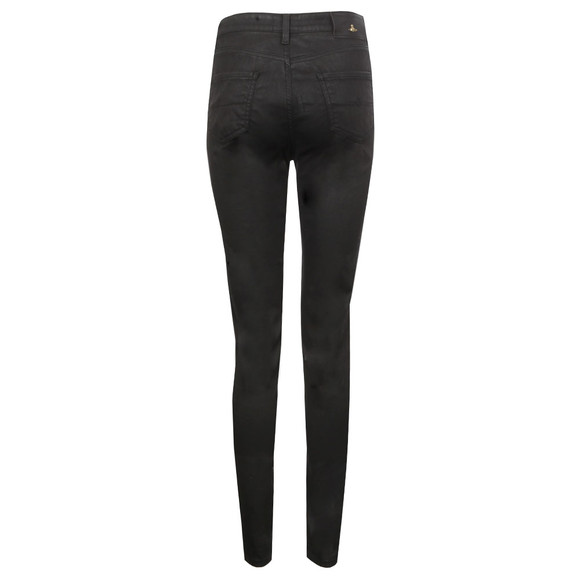 Vivienne Westwood Anglomania Womens Black Yeates Jegging main image