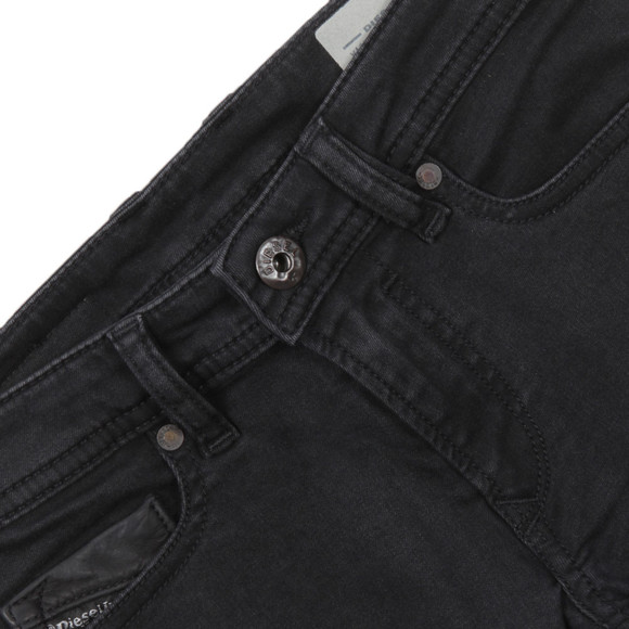 Diesel Boys Black Boys Sleenker Slim Jean main image